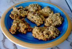 Biscuits au gruau santé Collation santé
