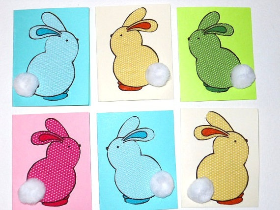 50 best handmade easter cards images on pinterest easter card etsy negle Choice Image