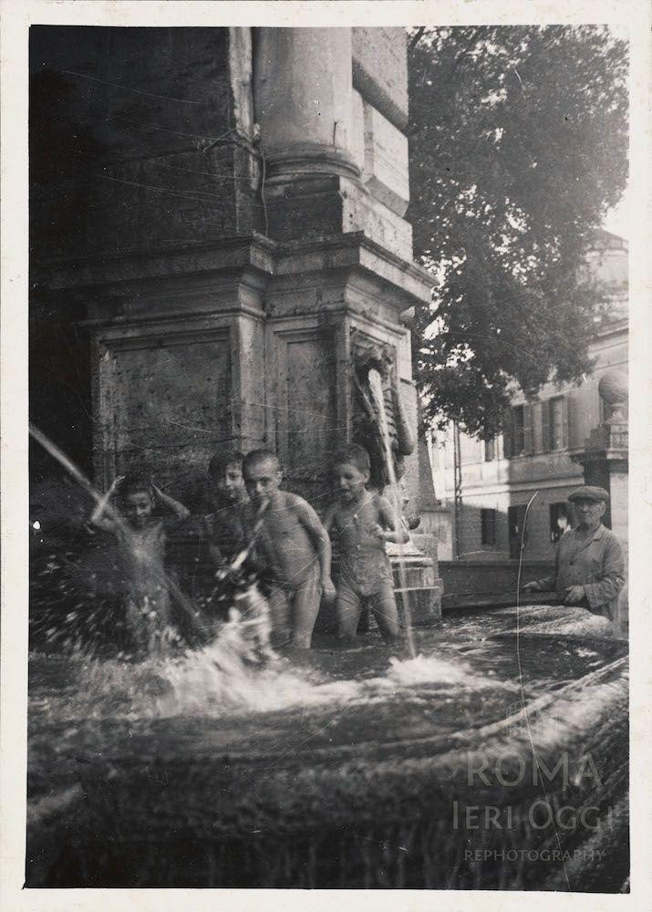 Piazza Trilussa (1938)