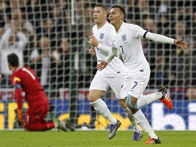 Dele Alli 'dreaming' of place in England's Euro 2016 squad