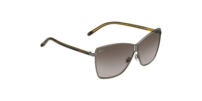 Gucci GG 4207/S WSBS9 - OLIVE ON RUTHENIUM