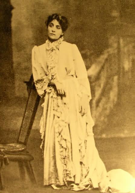 La Signora delle Camelie - Eleonora Duse