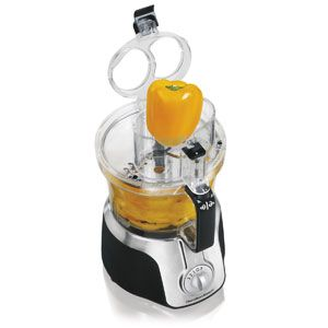 Hamilton Beach Big Mouth Duo 14-Cup Food Processor with Second Bowl #70579