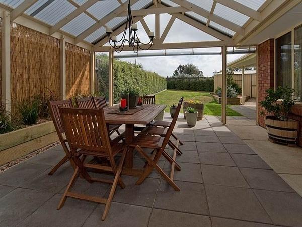 117 best deck bbq area images on pinterest garden deco for Courtyard designs adelaide
