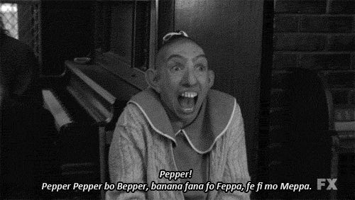 Here's What Pepper From 'American Horror Story' Looks Like Without Her Hideous…