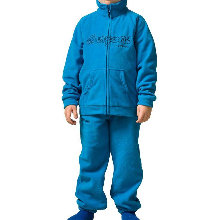 Leander - Smådøl Kids Set | Bergans str.122