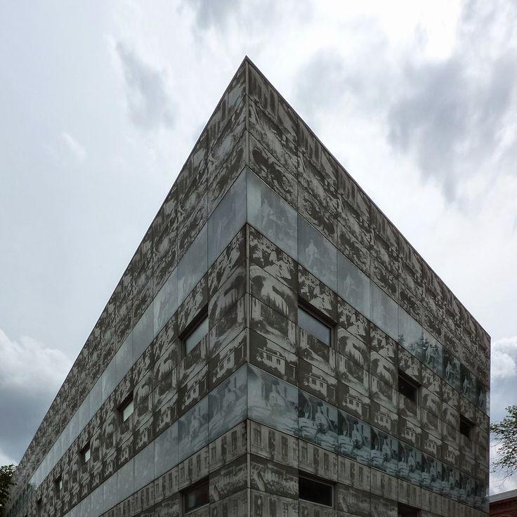 Architektura w Szczecinie: Biblioteka w Eberswalde / Herzog & de Meuron