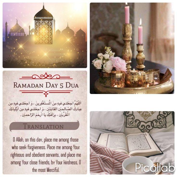 Ramadan Dua day....