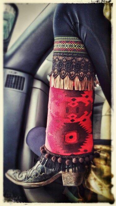 I LOVE my boot rugs! ❤ #handmade #diy #SOfun