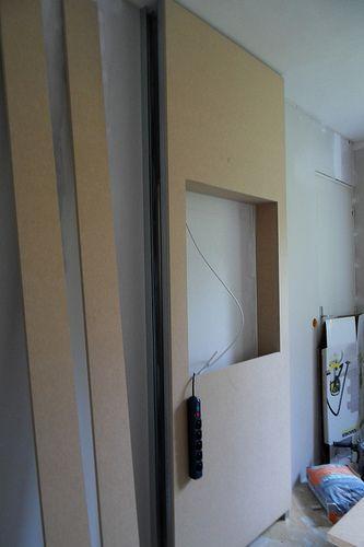 Tv au mur comment cacher les fils recherche google - Tv au mur comment cacher les fils ...