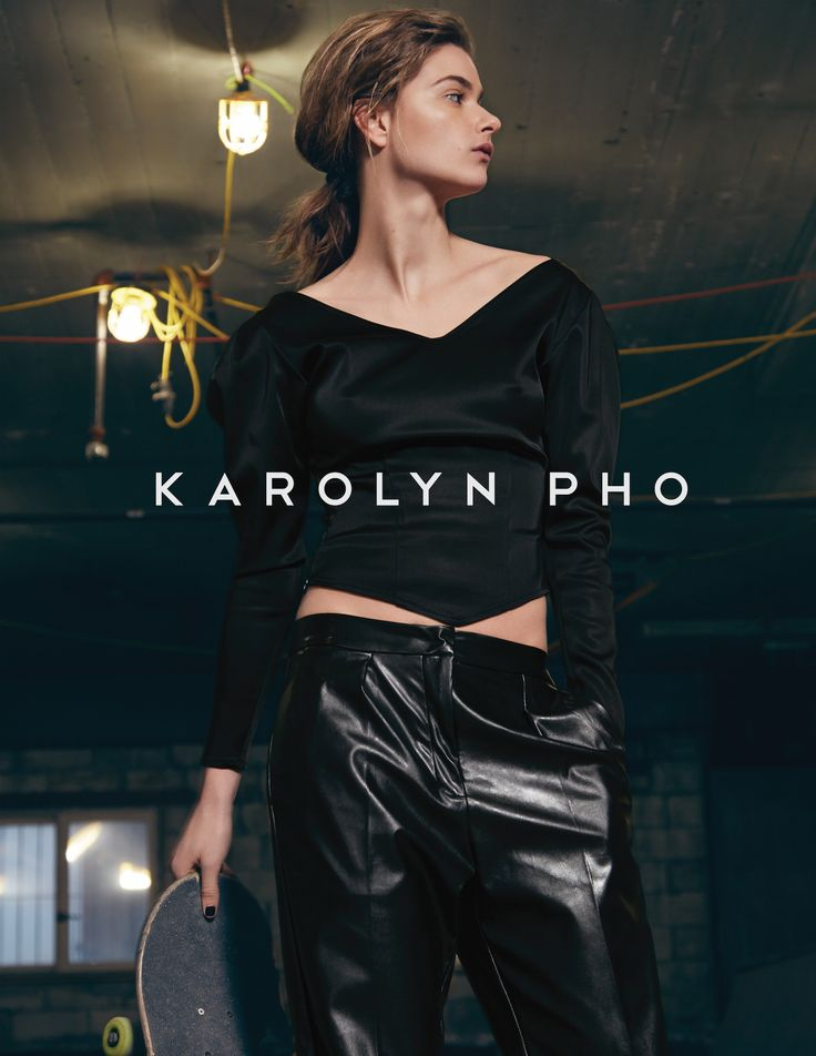 Presenting Karolyn Pho Fall Winter 2015  For the full collection or other inquiries - contact@karolynpho.com I'll be presenting the collection at Capsule, New York // Feb 22- 24 I'm also pleased to announce the collection will premier at Tranoi, Paris // March 6 - 9 Featuring Bo Don at Next Models  Photography. Michael Flores Styling. Kisha C. Jones Hair. Brittany Whetnall-White Makeup. Paige Campbell