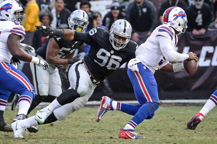 Oakland Raiders Position Review: Defensive Line