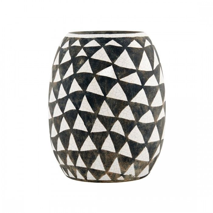 Vaso Triangular