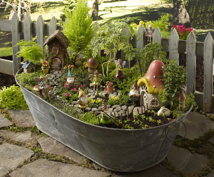 17 Best 1000 images about Fairy Gardens on Pinterest Miniature The