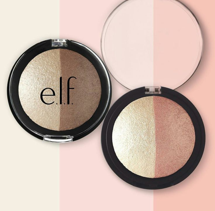NEW Elf Baked Blush Highlighter and Bronzer DuosPhoto