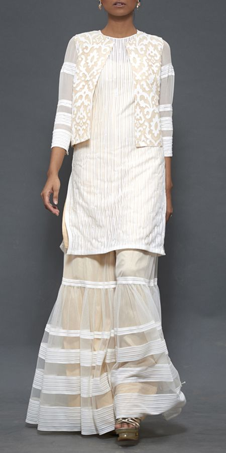 New collection by NEETA LULLA. Show now www.perniaspopups... #designer #fashion #updates