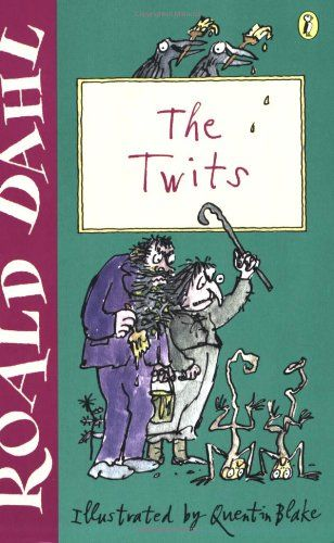 roald dahl books | Roald Dahl, Quentin Blake, The Twits Reviews, Compare Best Childrens ...