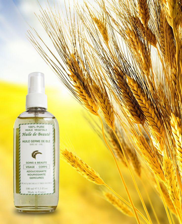Ulei de germeni de grâu Vegetal, 100% pur   Pentru par ars cu placa si vopsit excesiv !  Descriere : Uleiul de germeni de grâu este renumit datorită conţinutului ridicat de vitamine şi minerale. Are proprietăţi tonifiante, asigurând formarea celulelor noi. Prezintă un nivel ridicat de antioxidanţi şi vitamina E, hrănind şi protejând pielea. Este un ulei dens, fapt ce se datorează conţinutului ridicat de acizi graşi.   Cantitate : 100 ml. Suprafeţe de utilizare :  păr, faţă şi gât, corp.