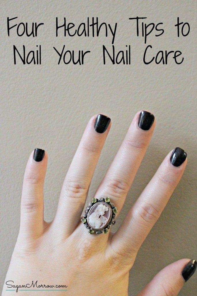 4 gesunde Tipps zur Nagelpflege – Skin care