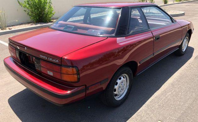 Nicest One Left? 1988 Toyota Celica ST   Vintage car pics