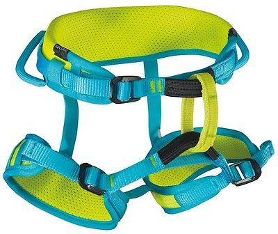 Edelrid finn ii #kid's rock #climbing #harness, xs, oasis/icemint,  View more on…