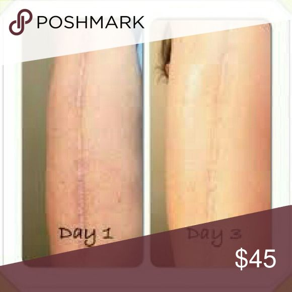 Defining gel Enhance the tighten, toned, and firmed appearance of your skin( after using a wrap). Helps fight cellulite, old stretch marks, scars, and improves skins appearance Other
