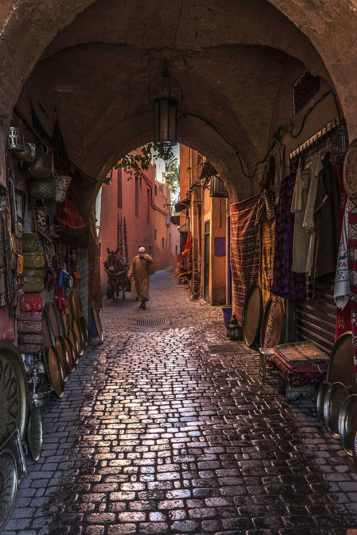 #Marruecos, FEZ                                                                                                                                                                                 Más