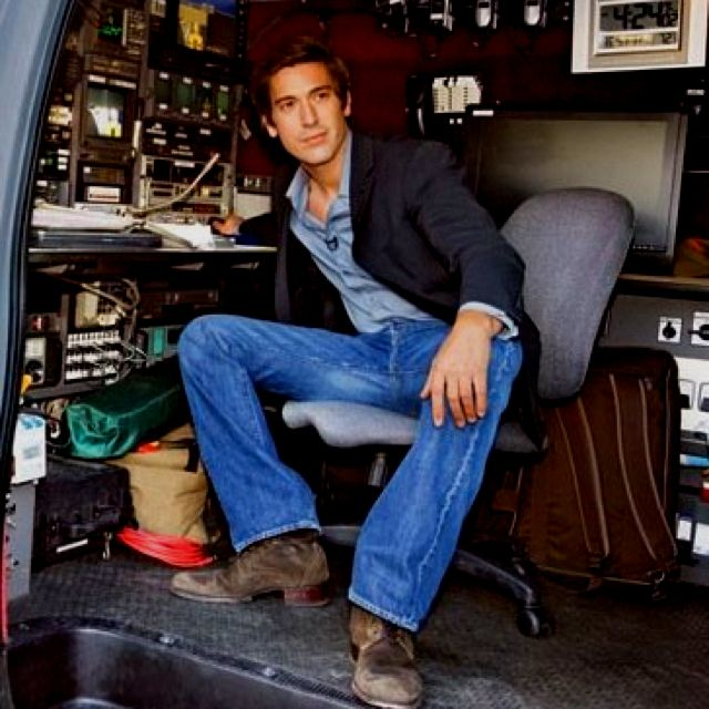 Yes. I do watch World News...with David Muir. ;0) sexiest news anchor ever...