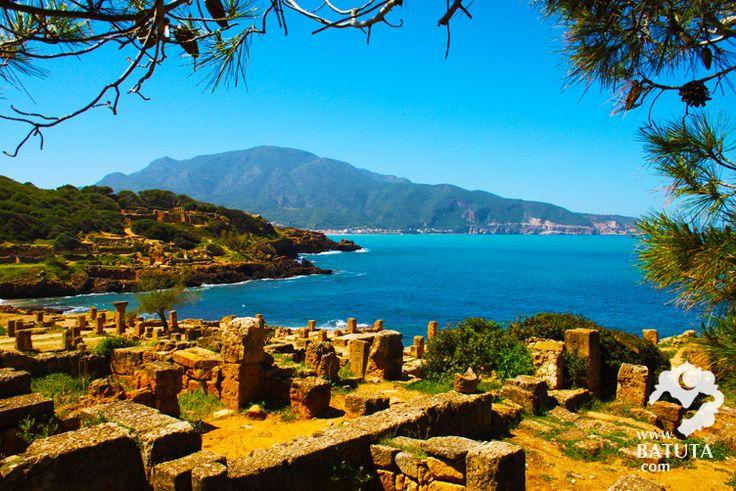 أجمل-الصور-السياحية-في-الجزائر--مدينة-البربر-تيپازة--الواقعة-على-الساحل-الجزائري