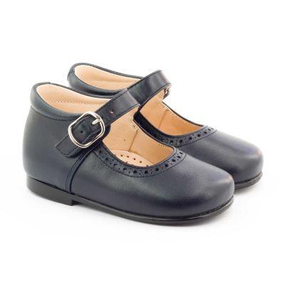 8af928b0a9ca4 chaussure cuir fille