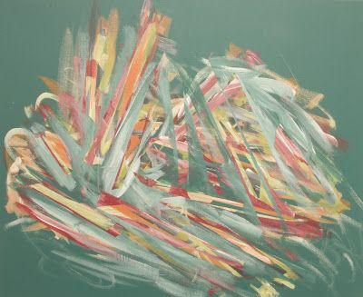 Will Light Johnson:                       November - Abstract Painting...