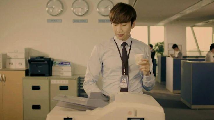Enjoy Korea with Hui: Lee Gwang Soo's a Korean Mobile Game 'Heroes Charg...