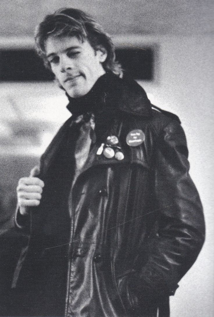 Stewart Copeland (The Police) in Japan, 1980