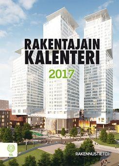Rakentajain kalenteri 2017
