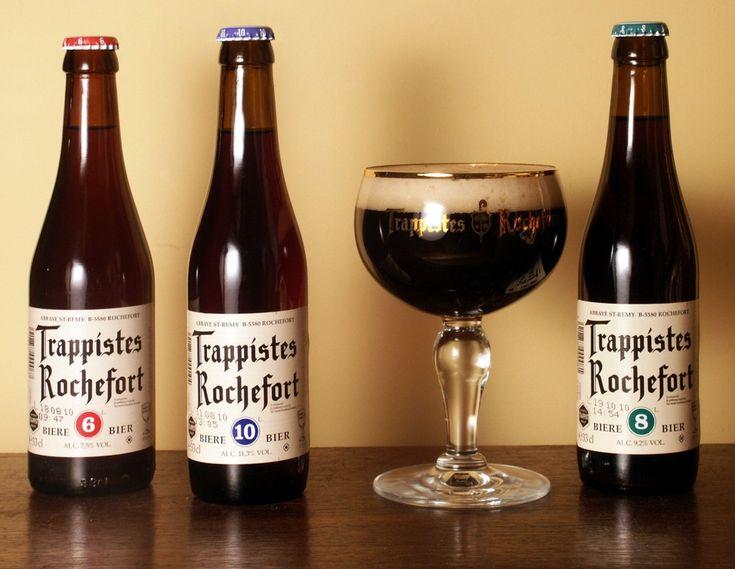 The Rochefort Trappist beersRochefort Beer, Rochefort Brewery, Trappist Rochefort, Trappist Beer, 10 Bier, Belgian Beer, Crafts Beer, Rochefort Trappist, Favorite Beer