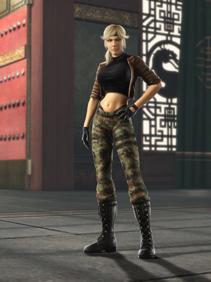70 - Sonya Blade: Sonya in Shaolin Monks