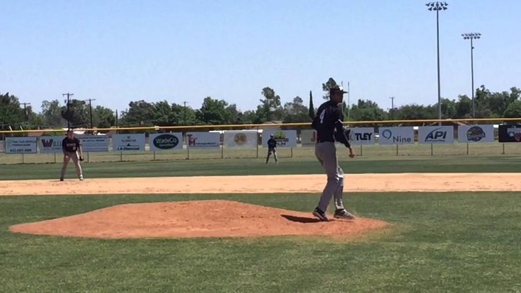 "Ricky Campa RHP 6""4 2017 Recruiting Class Permian High School"