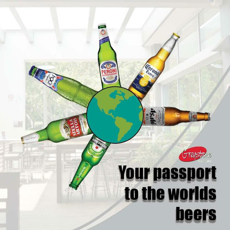 Greystone Bar- Your passport to the worlds beers http://buff.ly/1h8B8lG  #brisbanesouthbank #worldsbeers #brisbane