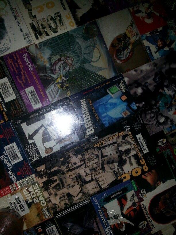 Hip hop cassette table