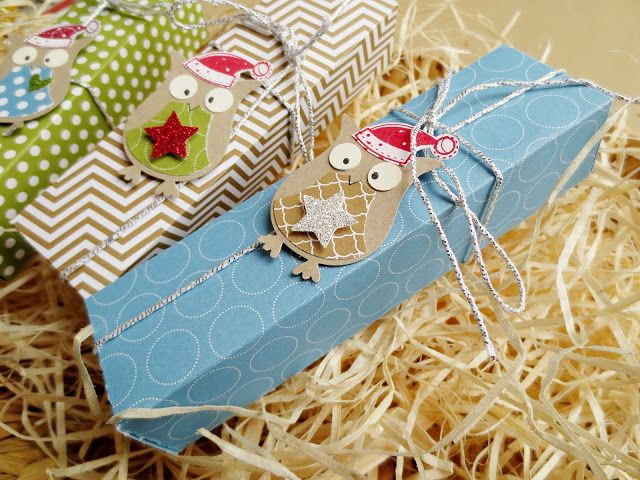 Scrapbooking-BLOG: Tutorial litle box with envelope punch board