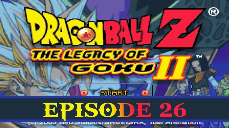 Dragon Ball Z   The Legacy of Goku 2   The Cell Games Announced #26