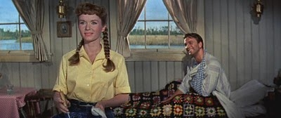 Debbie Reynolds - Tammy and the Bachelor w/ Leslie Nielson
