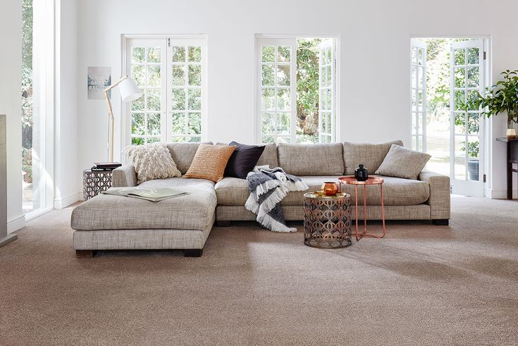 How ice cubes can bring your carpet back to life