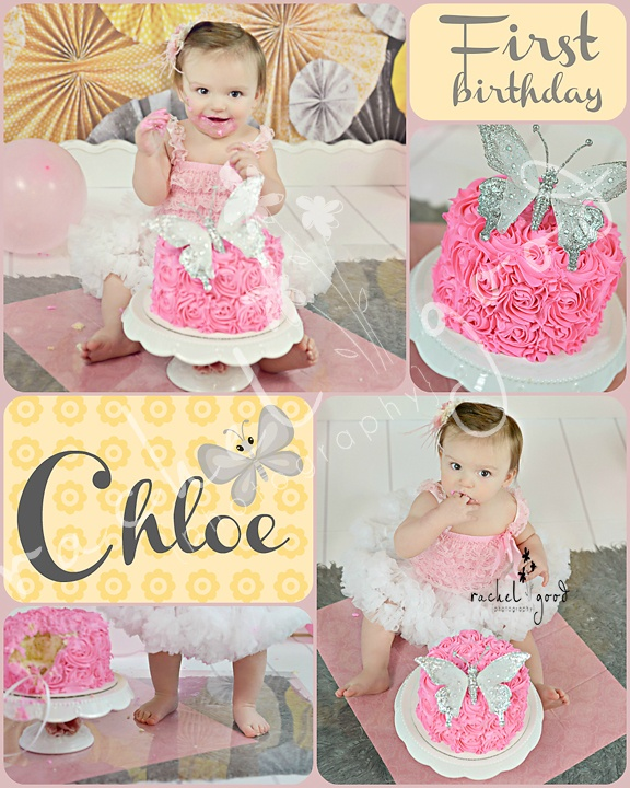 girl 1st birthday, cake smash ideas, rachel good photography 2013