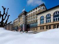 Hotel Terrace in Engelberg günstig buchen/ Schweiz www.winterreisen.de Das gemütliche 3-Sterne-Hotel Terrace liegt oberhalb von Engelberg, dessen Zentrum Sie jedoch bequem per Aufzug erreichen.