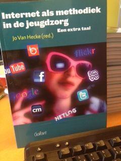Release boek : Internet als methodiek in de jeugdzorg - e-hulpvlaanderen