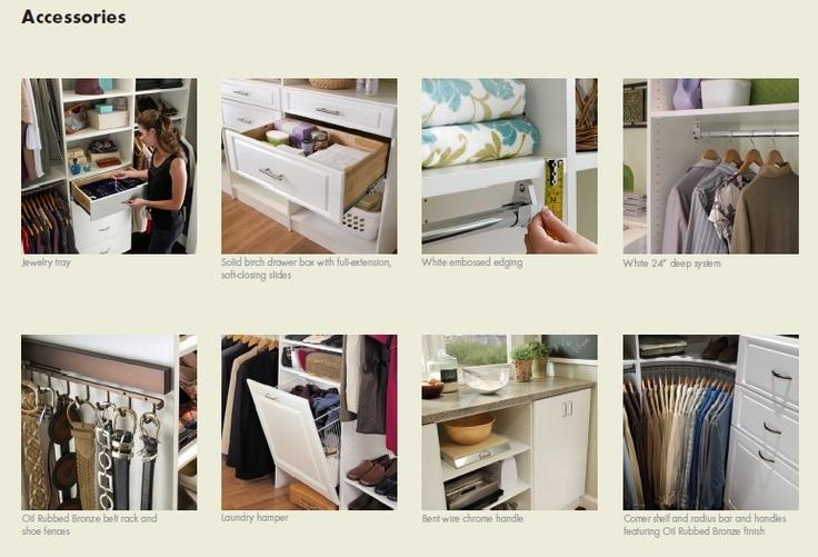 Los Mejores Accesorios Para Tu #closet. #closetmaid #closetmaidrd #organize  #tips