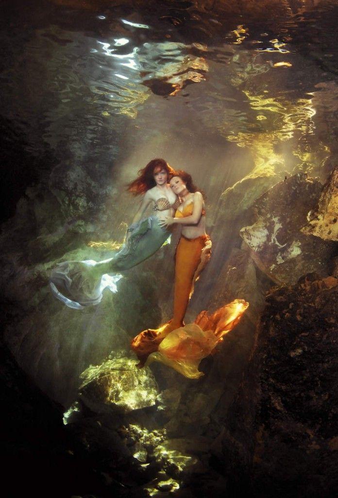 Mermaid | magical, mystical mermaids | Pinterest