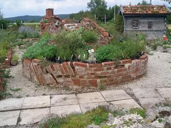 Alte Mauerziegel - Seite 1 - Gartenpraxis - Mein schöner Garten online