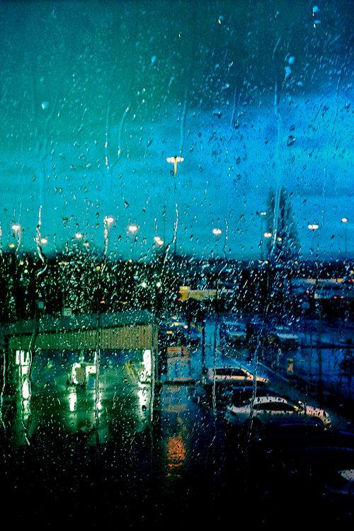 flickr:Rain Day ~ By Jon Waz